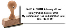 Ohio Attorney/Notary Combo