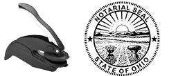 Ohio Notary Embosser